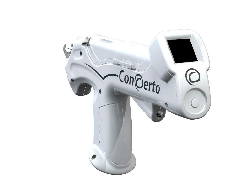 Mesotherapy and Carboxytherapy Gun